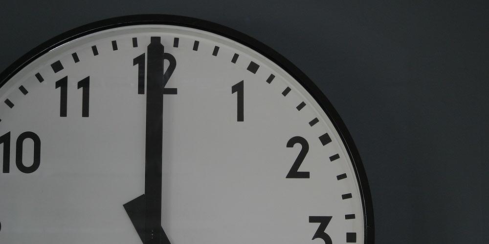 clock - statute of limitations